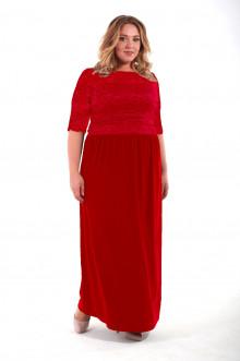 Платье 1111303 ЛаТэ (Красный)