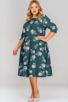Платье 1512710 ЛаТэ (Мультиколор)